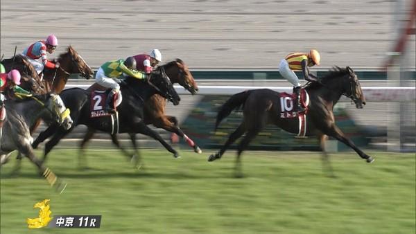 金鯱賞 2015 ミトラ 動画・結果
