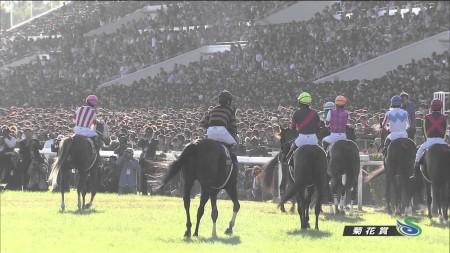 菊花賞2015 キタサンブラック 動画・結果