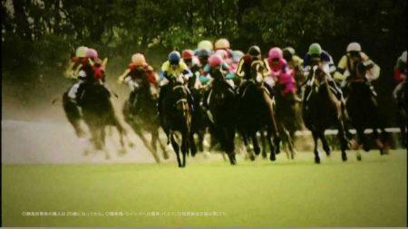 天皇賞春 2013 CM JRA ディープインパクト