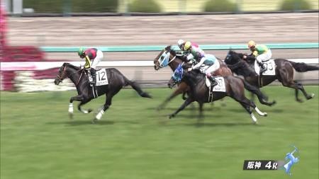 【3歳未勝利戦】動画・結果/超良血馬エルプシャフトがデビュー戦を快勝