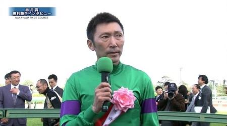 皐月賞 2016 勝利騎手