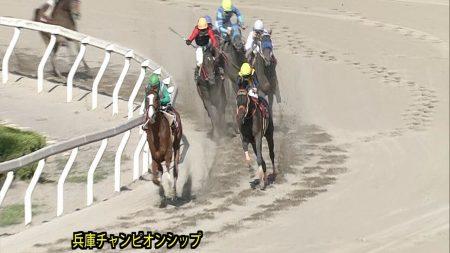 【兵庫チャンピオンシップ 2016】動画・結果/逃げたケイティブレイブが直線で突き放し7馬身差の圧勝