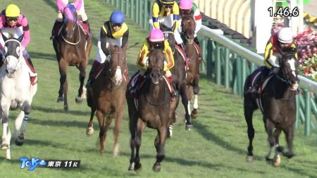 【府中牝馬ステークス 2016】動画・結果/クイーンズリング抜け出し重賞3勝目を挙げる