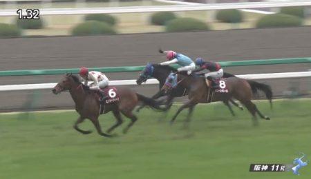阪神牝馬ステークス 2017 ミッキークイーン