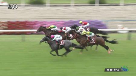 京都新聞杯 2017 プラチナムバレット