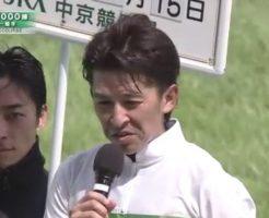福永祐一騎手 JRA2000勝