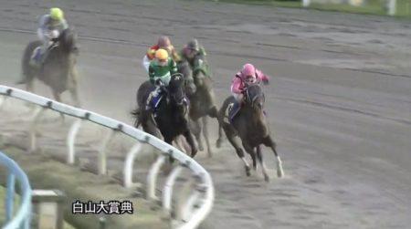 白山大賞典 2017 インカンテーション