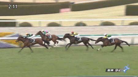 すみれステークス 2018 キタノコマンドール