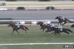 京都牝馬ステークス 2017