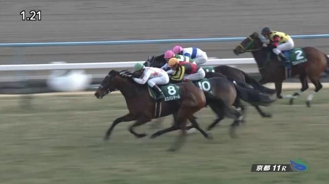 京都牝馬ステークス 2018 ミスパンテール