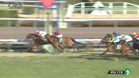 中山牝馬ステークス 2018 カワキタエンカ