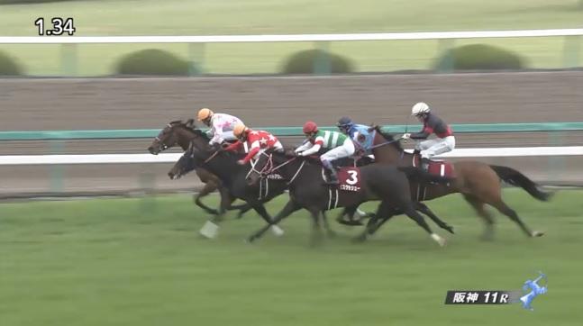 阪神牝馬ステークス 2018 ミスパンテール