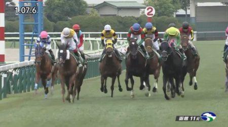 函館スプリントステークス 2018 セイウンコウセイ