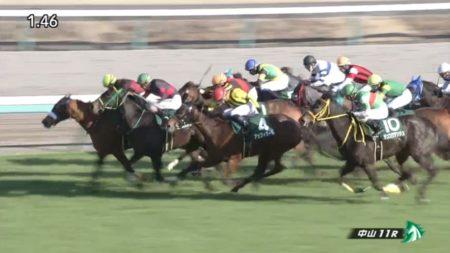 中山牝馬ステークス2019 フロンテアクイーン