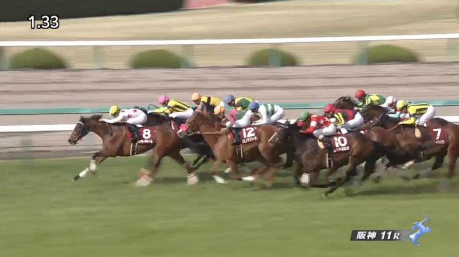 阪神牝馬ステークス2019 ミッキーチャーム