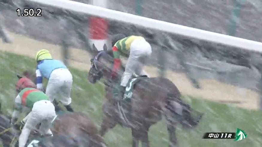 中山牝馬ステークス2020 フェアリーポルカ