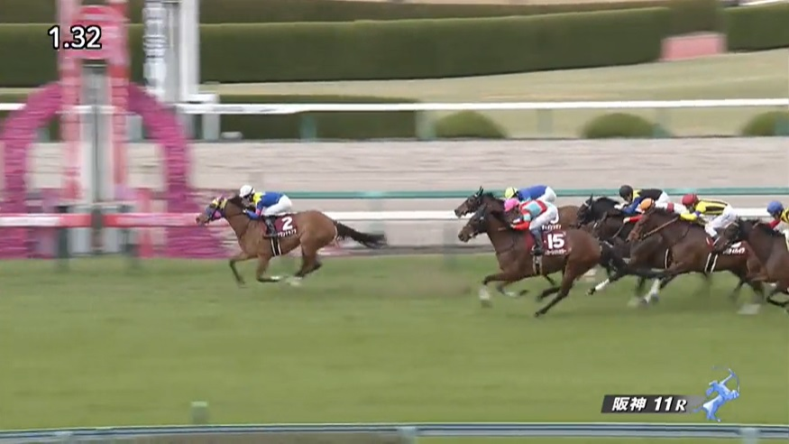 阪神牝馬ステークス2020 サウンドキアラ
