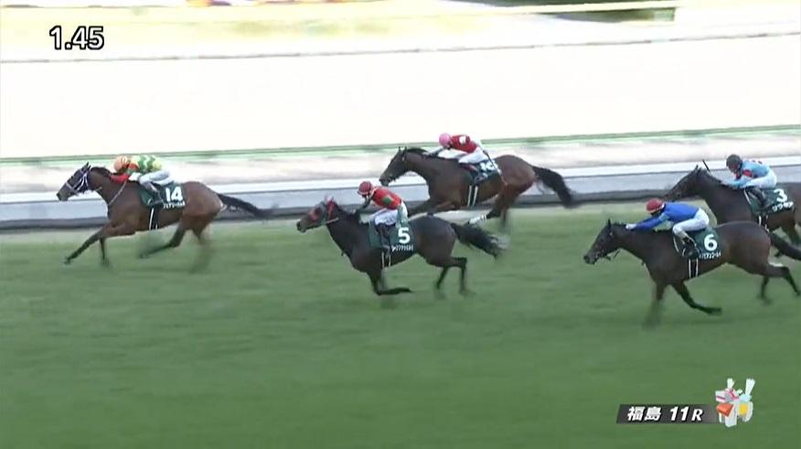 福島牝馬ステークス2020 フェアリーポルカ