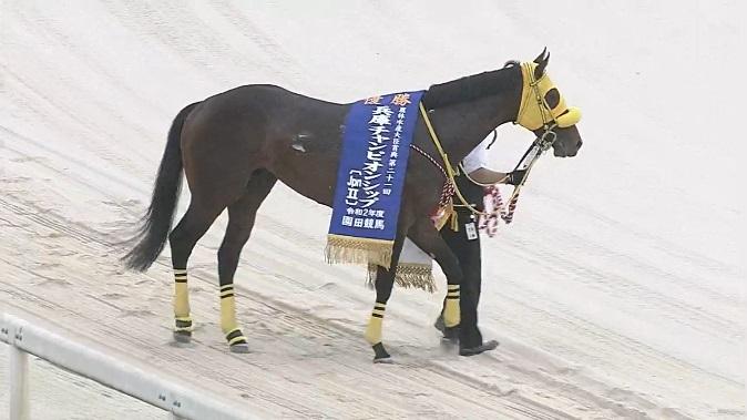 兵庫チャンピオンシップ2020 バーナードループ
