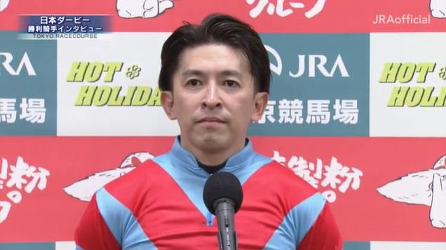日本ダービー2020 コントレイル