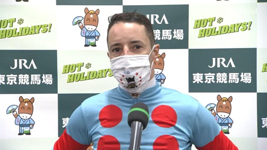 ジャパンカップ2020 アーモンドアイ