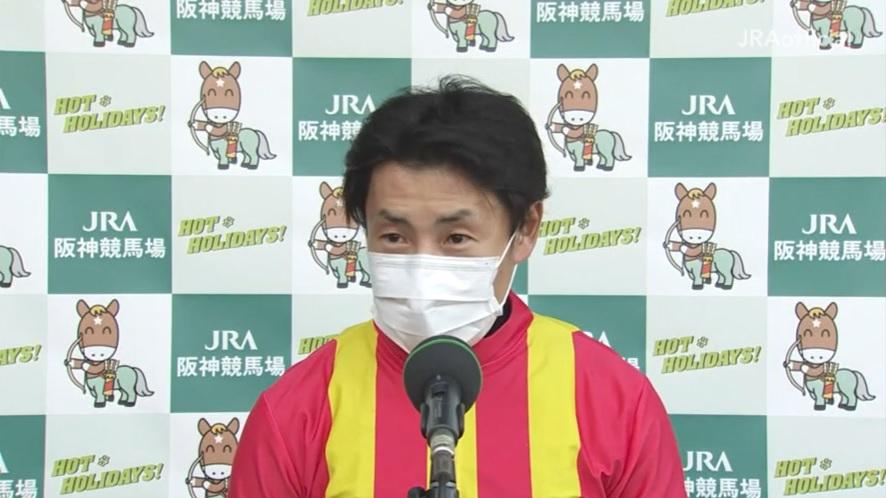 京阪杯2020 フィアーノロマーノ