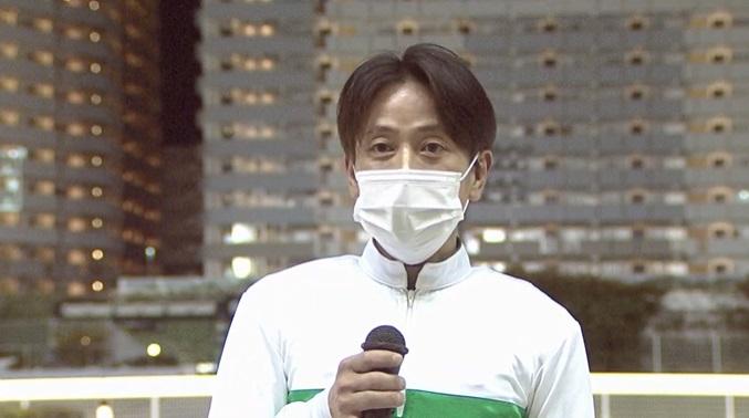 全日本2歳優駿2020 アランバローズ