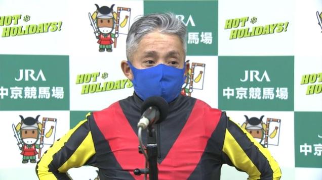 京都金杯2021 ケイデンスコール