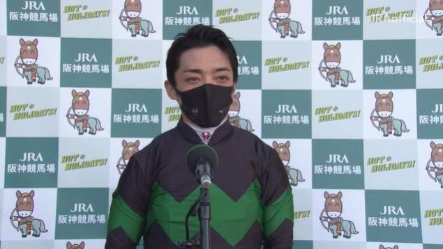 京都記念2021 ラヴズオンリーユー