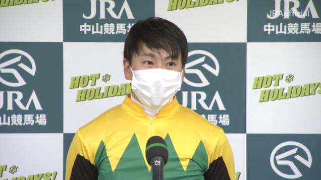 弥生賞2021 タイトルホルダー