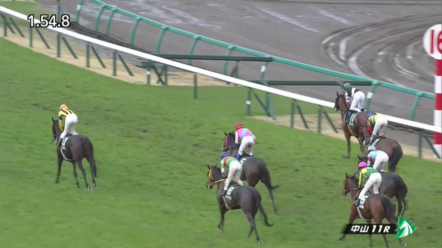 中山牝馬ステークス2021 ランブリングアレー
