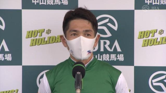 京成杯オータムハンデ2021 カテドラル