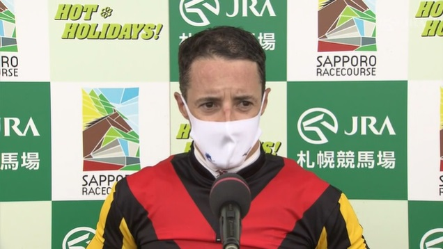 札幌2歳ステークス2021 ジオグリフ