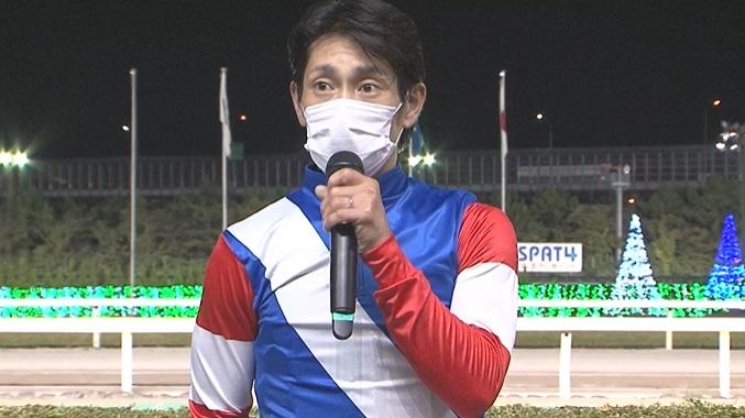 日本テレビ盃2021 サルサディオーネ